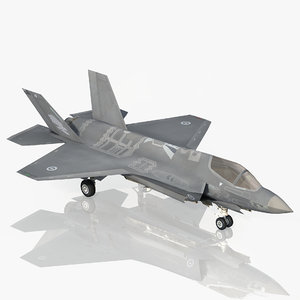 royal australian air force 3D model