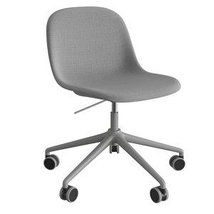 3D fiber chair swivel base
