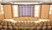 Burns Auditorium