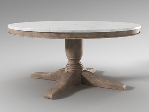 pottery barn alexandra coffee table model
