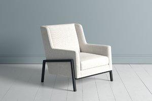 occasional armchair 3D