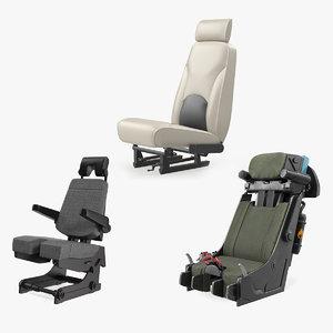 pilot seats model