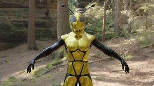 bee character model