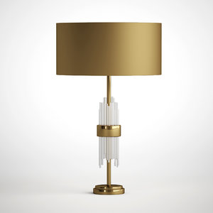rydal table lamp 3D