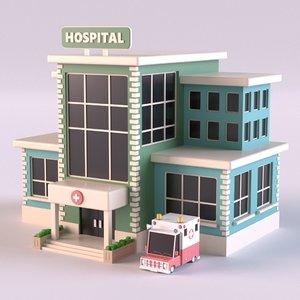 3D hospital 02