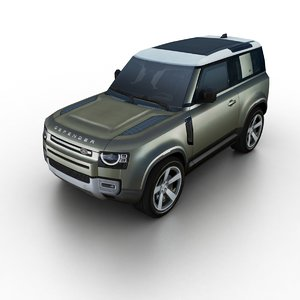 2020 land rover defender model