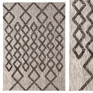 3D eloise hilo tufted rug