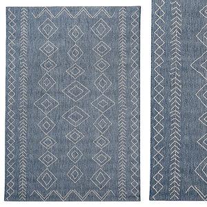 odessa indoor-outdoor rug 3D
