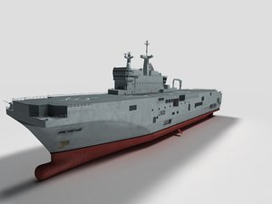 3D mistral carrier french