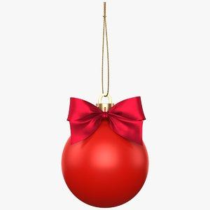 christmas ball 02 model