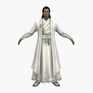 3D white master