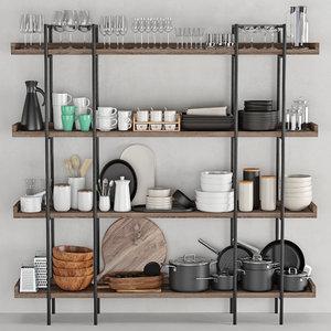 kitchenware tableware 20 model
