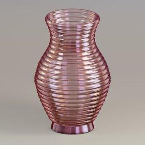 3D vase designed
