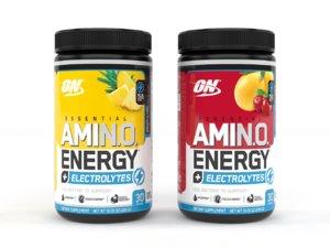 amino energy 3D model