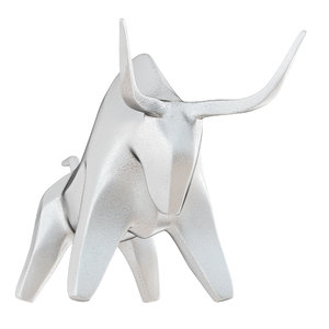 3D iron bull symbol 2021