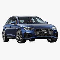 2020 Audi A4 Avant