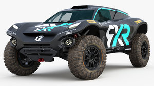 3D rosberg xtreme racing 2021