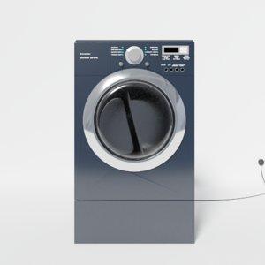 dryer 3D model