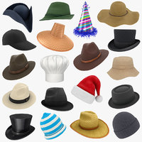 Hat Collection 6