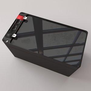 lead acid battery model