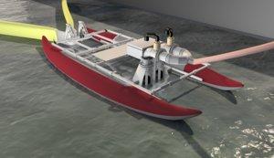 3D model shale oil industry