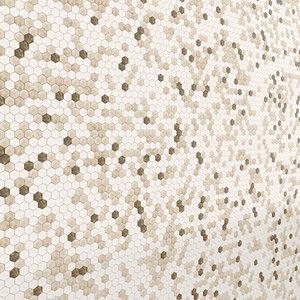3D tile caramelle marble mosaic