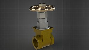 gate valve model