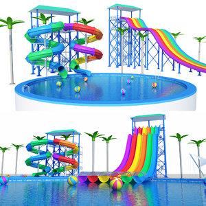 pool water model