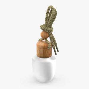 perfum bottle 3D model