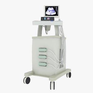 ultrasound machine 3D