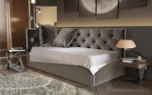 sofa fiona 3D model