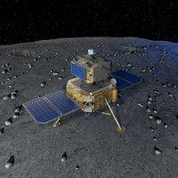 ChangE-5 Moon probe