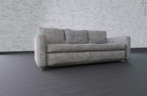 sofa 1 interior 3D model
