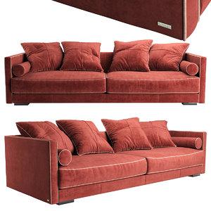 vogue sofa comfort 3D model