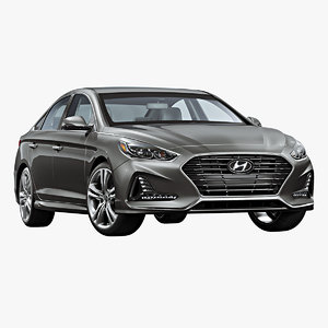 2018 hyundai sonata model