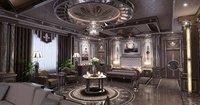 Art Deco Luxury Bedroom 96 sq.m