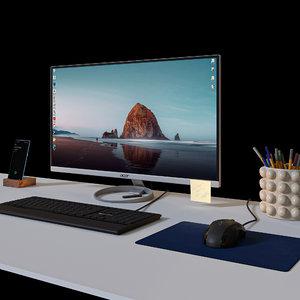 desktop monitor model