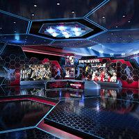 VR Studio Sports Hub