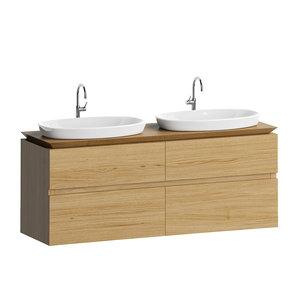 3D washbasin cabinet nimbus 2 model