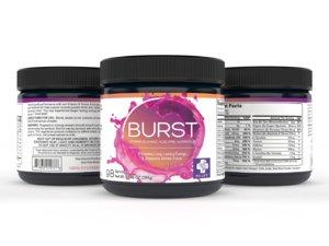 3D burst vitamin model