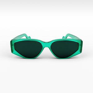 sunglasses glasses sun 3D model