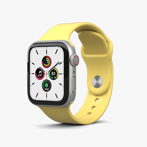 apple watch 40mm 3D model