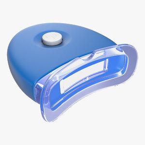 flash led teeth whitening 3D