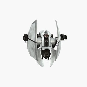 3D drone armored