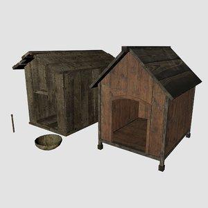 dog house model