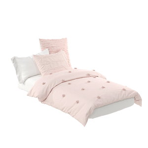 3D model bed girl