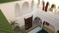 traditional Moroccan house