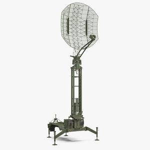 3D kasta 2e2 antenna