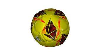 handball ball 3D model