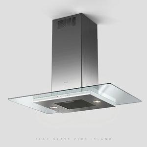 flat glass elica model
